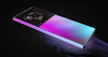 Xiaomi Mi Mix Alpha Pro: el smartphone más llamativo que habrás visto en mucho tiempo. Noticias Xiaomi Adictos