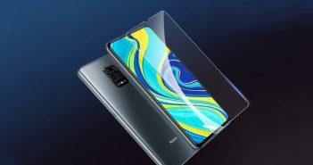 Mi Protective Glass, Xiaomi lanza su propio cristal templado para los Redmi Note 9 Pro. Noticias Xiaomi Adictos