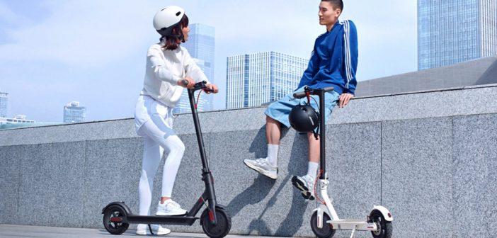 Estos dos patinetes eléctricos serán presentados junto a la Xiaomi Mi Band 5 Global