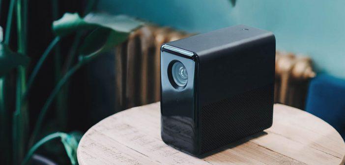 Xiaomi Mijia Projector 2 Pro, un nuevo proyector de Xiaomi que conoceremos al detalle mañana. Noticias Xiaomi Adictos