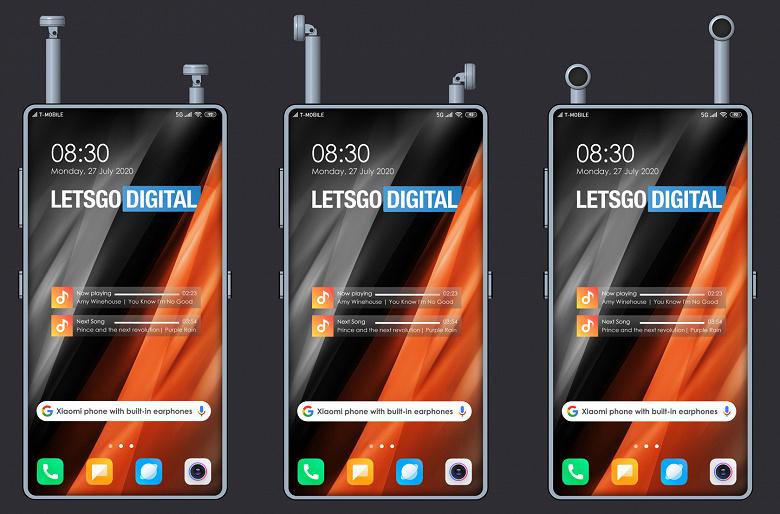 Xiaomi sorprende con un smartphone que permite guardar nuestros auriculares en su interior. Noticias Xiaomi Adictos