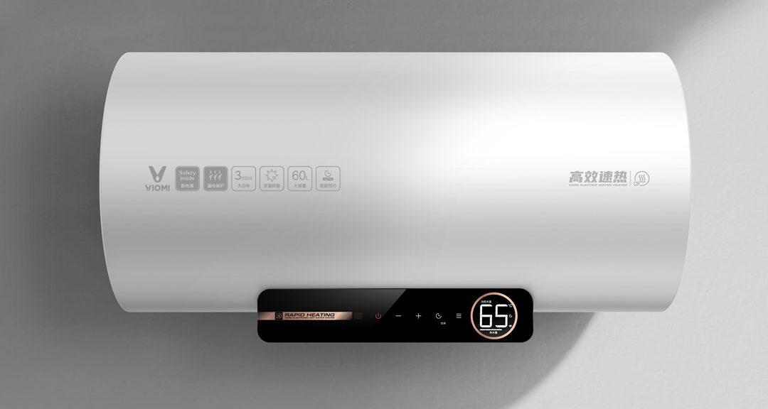 Viomi lanza un nuevo calentador eléctrico ultra-rápido capaz de eliminar bacterias y gérmenes. Noticias Xiaomi Adictos