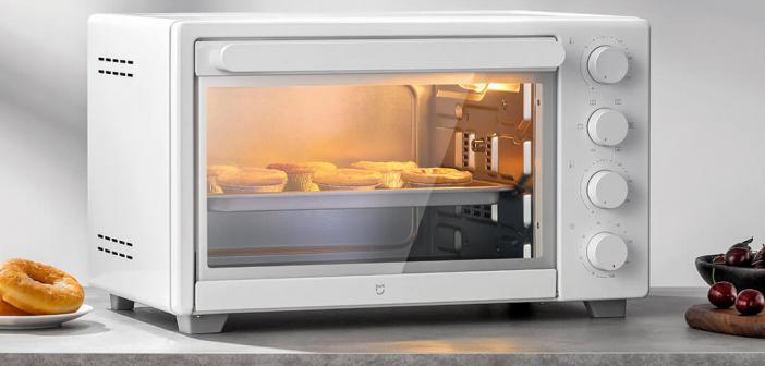 Xiaomi ya tiene listo un nuevo horno de vapor inteligente que permite cocinar de 6 formas diferentes. Noticias Xiaomi Adictos
