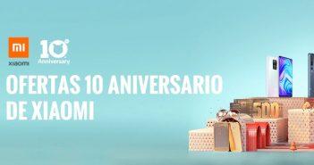 Ofertas, descuentos y cupones para Xiaomi en AliExpress Plaza por el décimo aniversario. Noticias Xiaomi Adictos