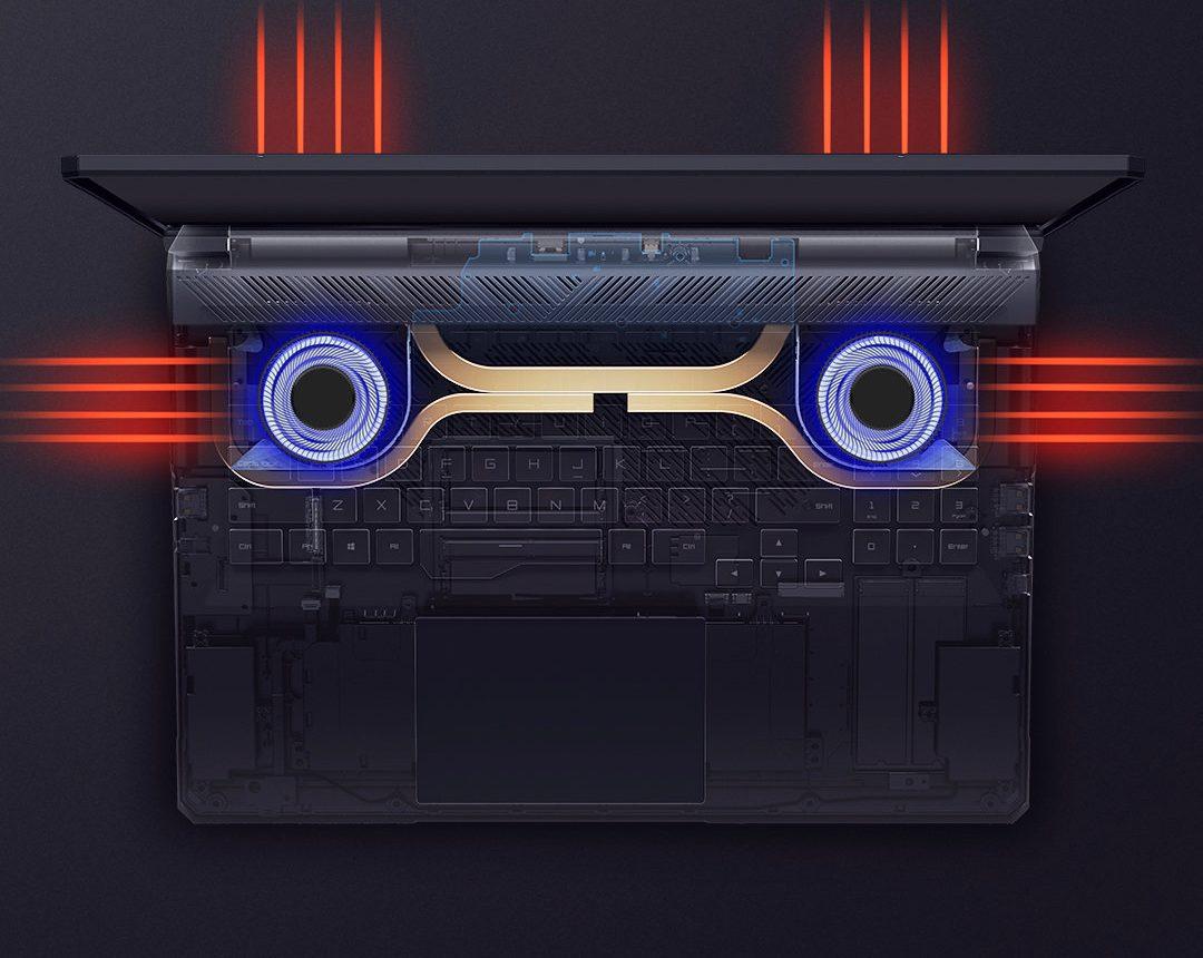 Nuevo Xiaomi Redmi G: un portátil gaming con pantalla a 144Hz y un Intel Core i7 a 5GHz. Noticias Xiaomi Adictos