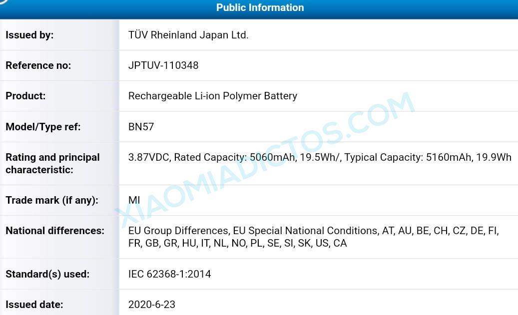 POCO X3 NFC, la alternativa de Xiaomi al OnePlus Nord se deja ver por primera vez. Noticias Xiaomi Adictos