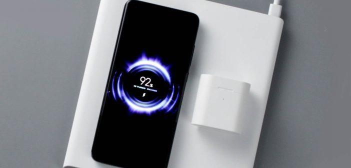 Xiaomi Mi Smart Tracking Charging Pad, base de carga inalñambrica multidispositivo. Noticias Xiaomi Adictos