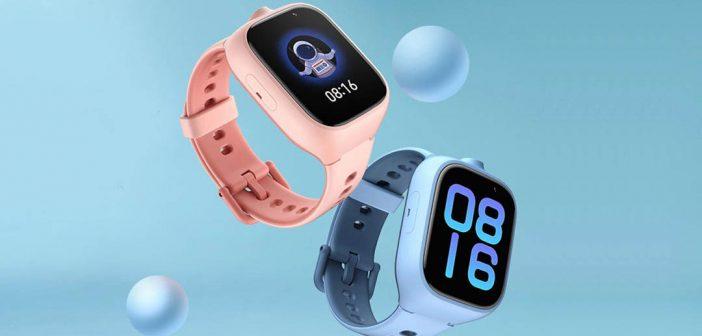 Xiaomi Mi Kids Learning Watch 4C, nuevo reloj inteligente con 4G, cámara dual y reconocimiento de objetos. Noticias Xiaomi Adictos
