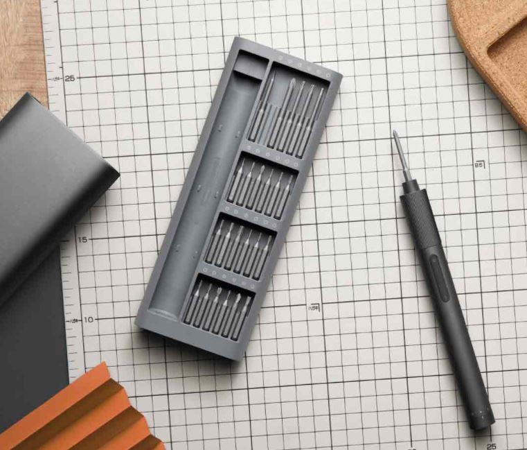 Nuevo Xiaomi Mijia Electric Precision Kit, el famoso destornillador de Xiaomi ahora es eléctrico