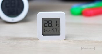 Analisis del sensor Xiaomi Mi Temperature and Humidity con review y unboxing. Noticias Xiaomi Adictos