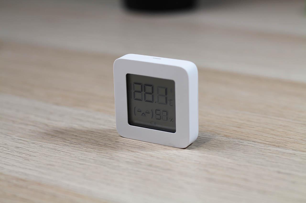 Analisis del sensor Xiaomi Mi Temperature and Humidity con review y unboxing. Noticias Xiaomi Adictos