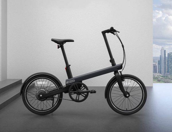Xiaomi renueva su popular bicicleta eléctrica QiCYCLE con un diseño más actual