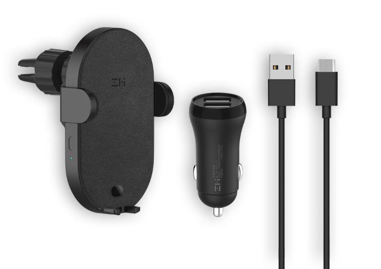 Xiaomi pone a la venta un nuevo cargador inalámbrico para tu coche. Noticias Xiaomi Adictos