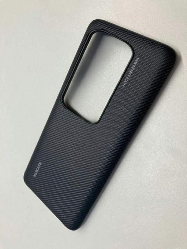 Supuesta funda oficial del Xiaomi Mi 10 Ultra o Xiaomi Mi 10 Pro Plus.
