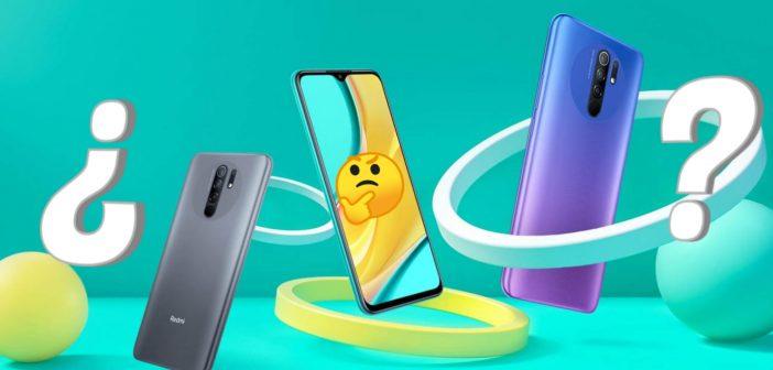 Guía definitiva para diferenciar cada móvil de la Serie Redmi 9. Noticias Xiaomi Adictos