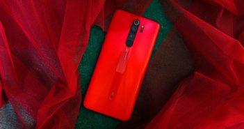 Xiaomi anuncia el nuevo Redmi Note 8 Pro Special Edition, probablemente en color rojo. Noticias Xiaomi Adictos