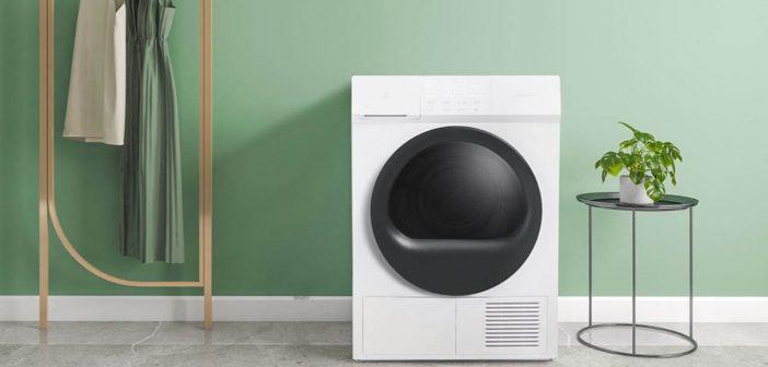 Nueva secadora de ropa Xiaomi Mijia Internet Heat Pump Dryer con modo rápido e inteligente. Noticias Xiaomi Adictos