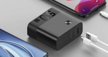 Xiaomi pone a la venta un práctico cargador de ZMI con power bank integrada. Noticias Xiaomi Adictos