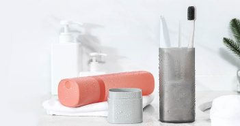 Xiaomi pone a la venta un estuche para cepillos que no solo los protege sino los esteriliza. Noticias Xiaomi Adictos