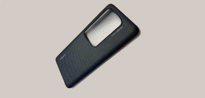 La funda oficial del Xiaomi Mi 10 Ultra aparece en Internet antes de su presentación. Noticias Xiaomi Adictos
