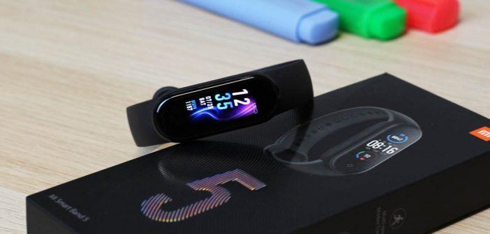 Xiaomi actualiza su Xiaomi Mi Band 5 mejorando la exactitud de los pasos y frecuencia cardíaca. Noticias Xiaomi Adictos