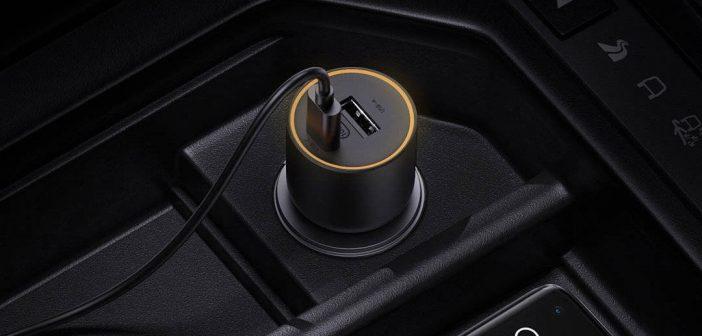Nuevo Xiaomi Mi 100W Cargar Charger: cargará tu smartphone en el coche en cuestión de minutos. Noticias Xiaomi Adictos
