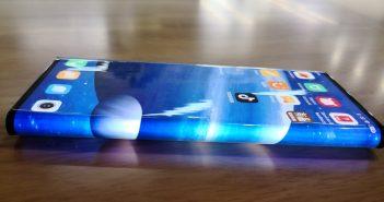 Así podría ser el esperado Xiaomi Mi Mix 4 y su pantalla envolvente. Noticias Xiaomi Adictos