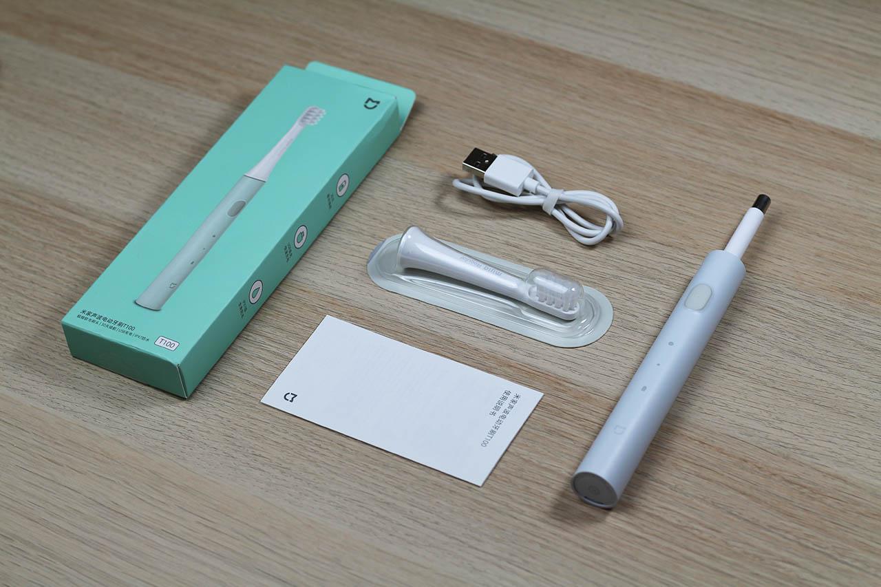 análisis y review del Xiaomi Mijia T100, el cepillo de dientes eléctrico más barato de Xiaomi. Noticias Xiaomi Adictos