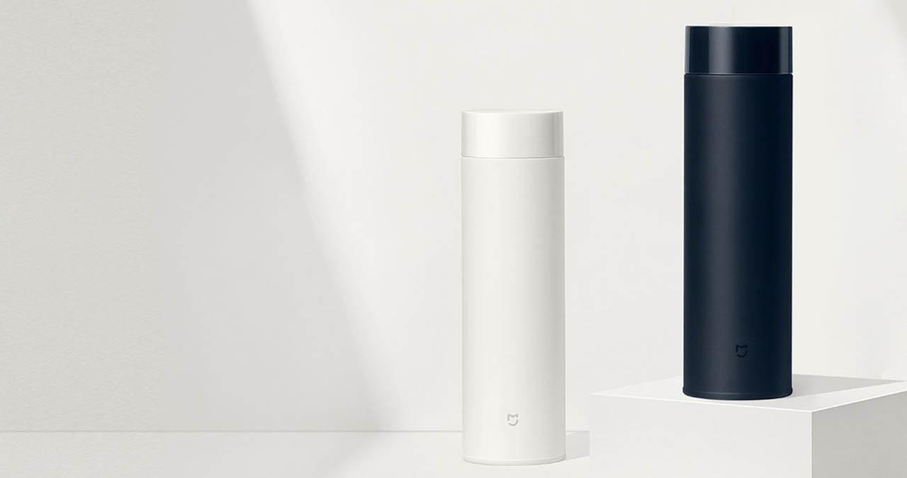 Nuevo Xiaomi Mijia Thermal Cup: Xiaomi renueva su famoso termo con un mejor aislamiento. Noticias Xiaomi Adictos