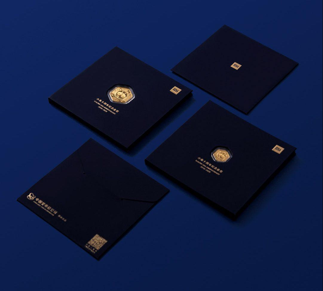 Xiaomi lanza sus propias monedas de oro valoradas entre 180 y 600 euros. Noticias Xiaomi Adictos
