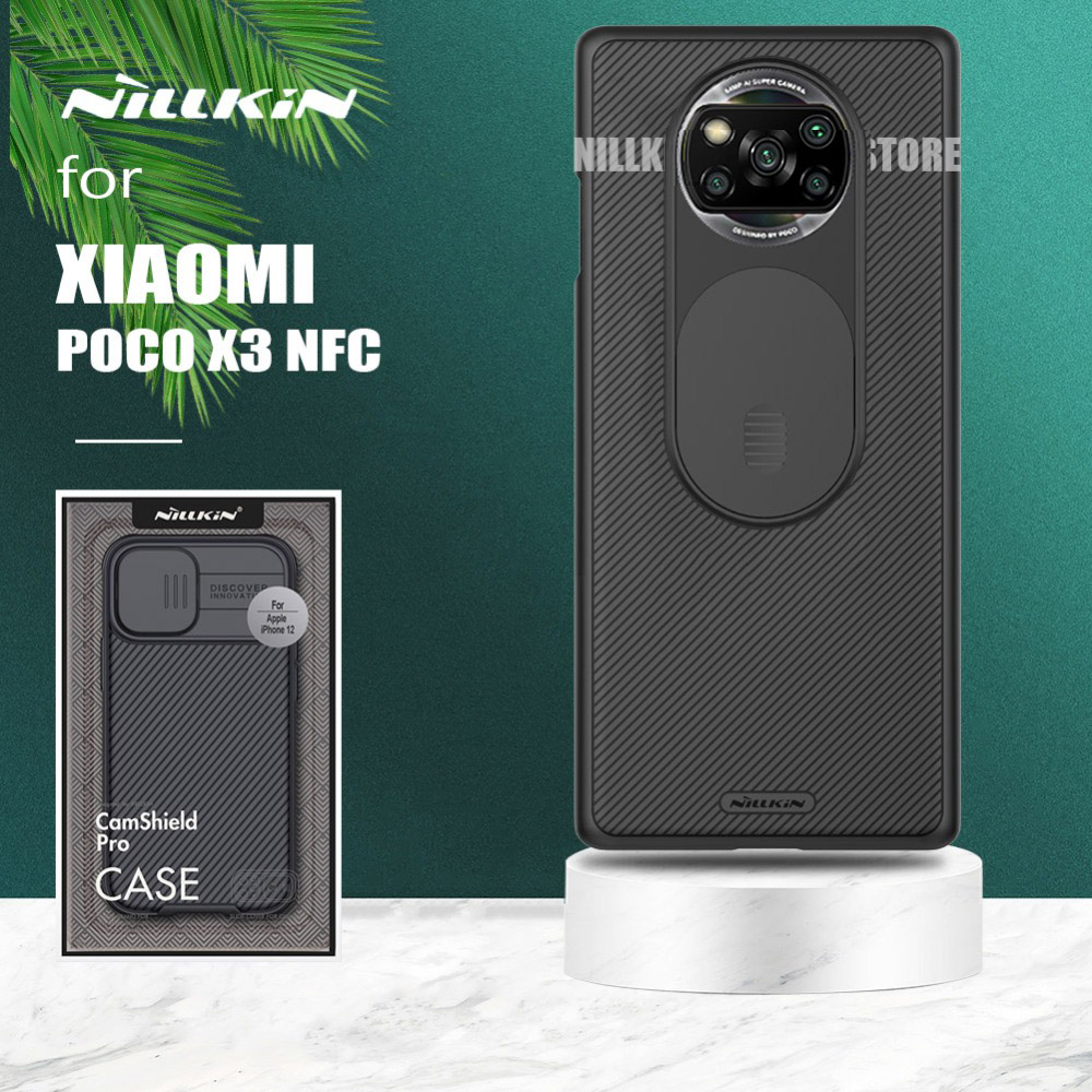 Esta funda para el nuevo POCO X3 te permite además proteger sus cámaras