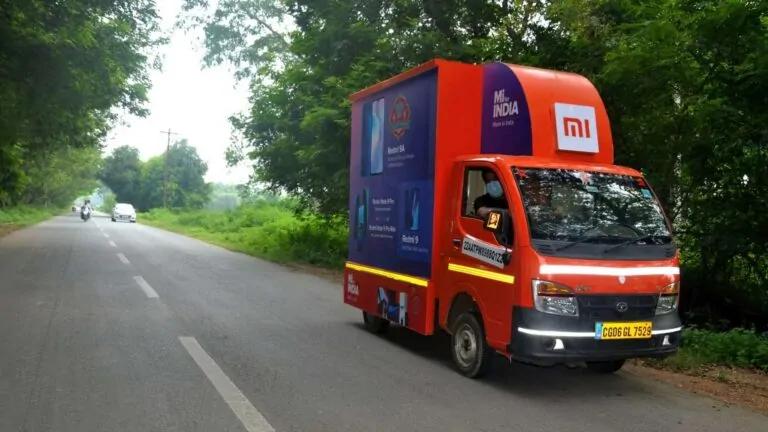 La última locura de Xiaomi se llama Mi Store On Wheels: su tienda oficial ahora sobre ruedas. Noticias Xiaomi Adictos