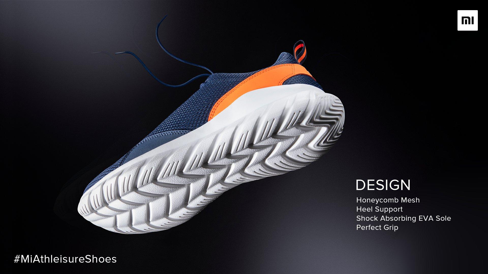Nuevas Xiaomi Mi Athleisure Shoes, unas zapatillas deportivas de diseño casual. Noticias Xiaomi Adictos