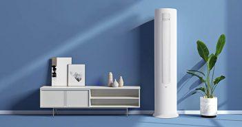 Xiaomi lanza un gigantesco aire acondicionado que aún así promete ahorrar energía. Noticias Xiaomi Adictos