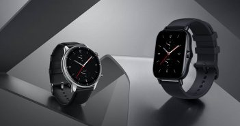 Así es el diseño de los nuevos Amazfit GTS 2 y GTR 2 que ya cuentan con fecha de presentación. Noticias Xiaomi Adictos