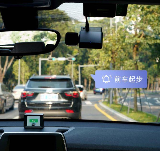 Lo último de Xiaomi es una cámara para coche capaz de alertarnos ante un riesgo de accidente