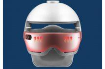 Este futurístico casco que ha puesto a la venta Xiaomi te ayudará a relajarte. Noticias Xiaomi Adictos