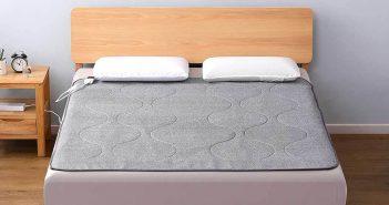 Lo último de Xiaomi en Youpin es un cubre colchón con calefacción inteligente. Noticias Xiaomi Adictos