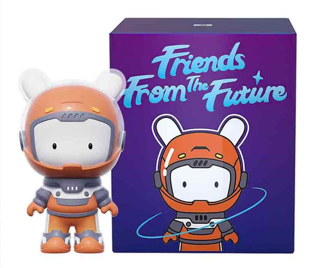 Si te gusta Xiaomi estas figuras coleccionables de su mascota te encantarán. Noticias Xiaomi Adictos