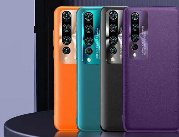 Lo último de Xiaomi es una funda de metal y cuero para proteger con estilo los Xiaomi Mi 10