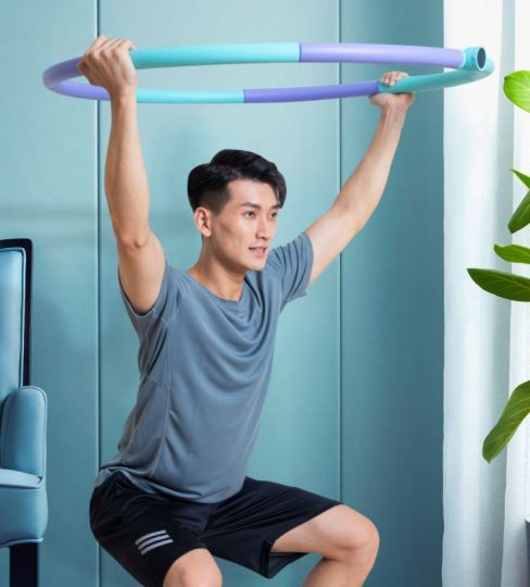 Xiaomi puts on sale a smart hula hoop with which you will burn hundreds of calories. News Xiaomi