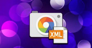 Cómo importar perfiles de configuración XML en las nuevas versiones de GCam. Noticias Xiaomi Adictos