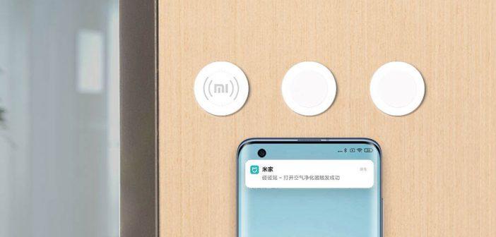 Xiaomi lanza las NFC Sticker 2, unas pegatinas NFC cuyo funcionamiento te sorprenderá. Noticias Xiaomi Adictos. Noticias Xiaomi Adictos