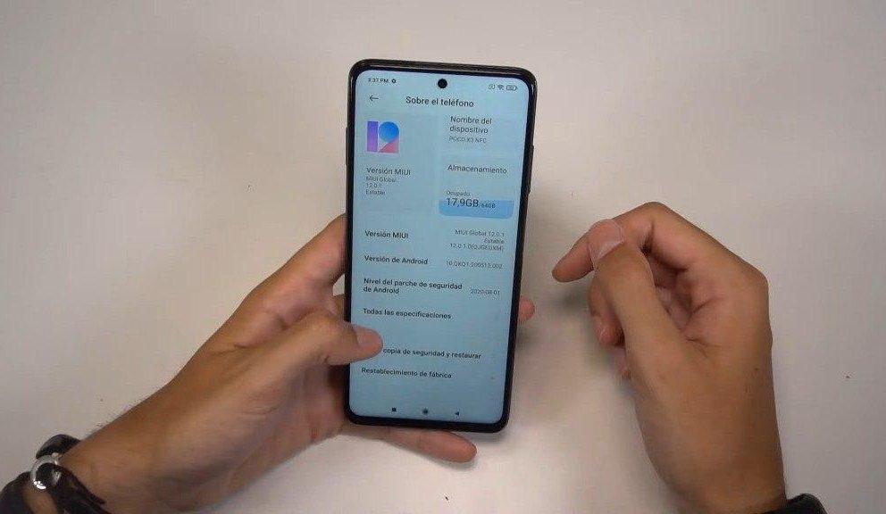 Se filtra el unboxing del POCO X3 NFC detallando sus características al completo. Noticias Xiaomi Adictos