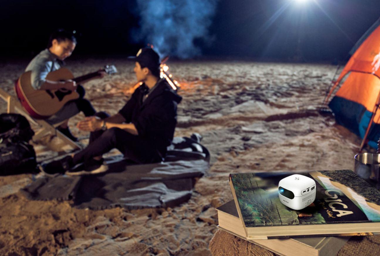 proyector portatil con bateria 1080p xiaomi youpin. Noticias Xiaomi Adictos