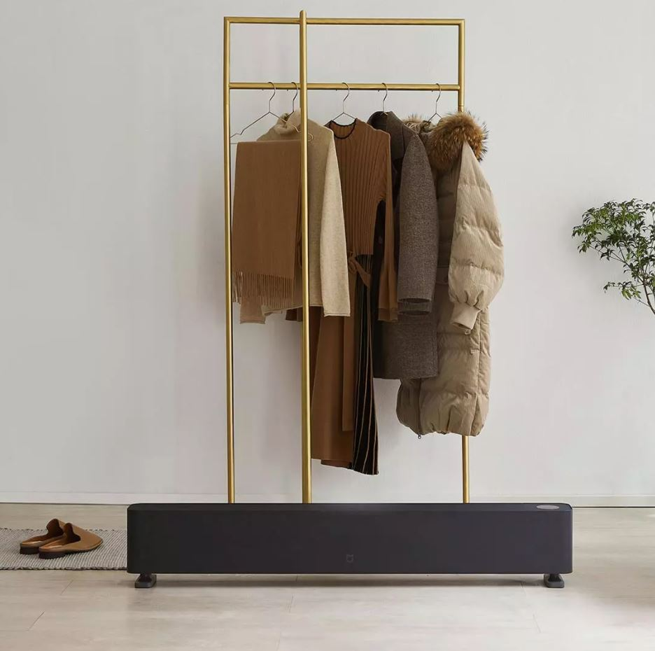 Xiaomi launches its new Mijia Electric Heater 1S, the perfect radiator for this winter. News Xiaomi