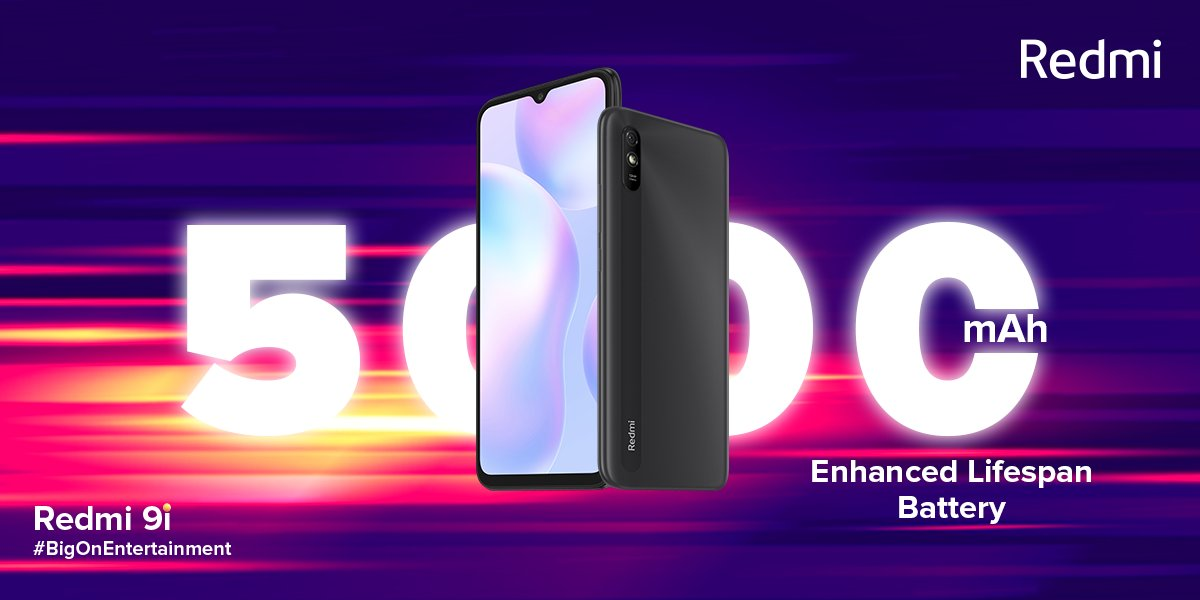 The new Redmi 9i is already official: the 4GB of RAM becomes the standard of the low range. News Xiaomi