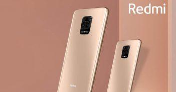 El Redmi Note 9 Pro se viste de color champagne en su nueva variante. Noticias Xiaomi Adictos