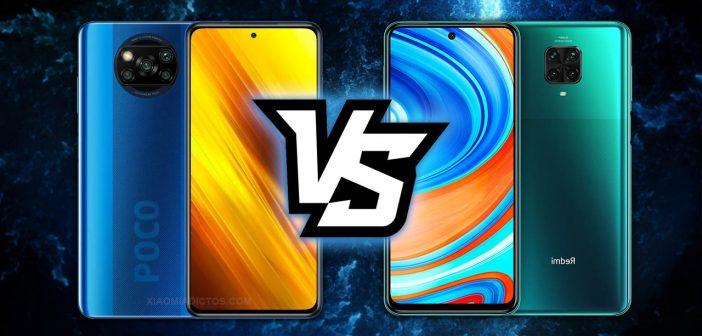 Redmi Note 9 Pro vs POCO X3, cuál te recomendamos comprar. Noticias Xiaomi Adictos