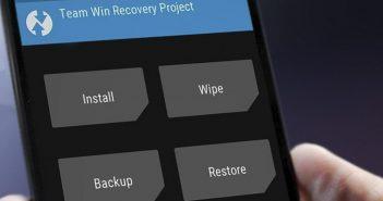 La primera versión de TWRP ya se encuentra disponible para el POCO X3 NFC. Noticias Xiaomi Adictos